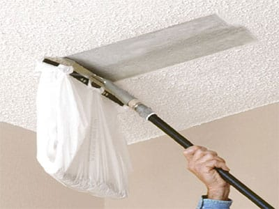 Florida Popcorn Ceiling Removal
