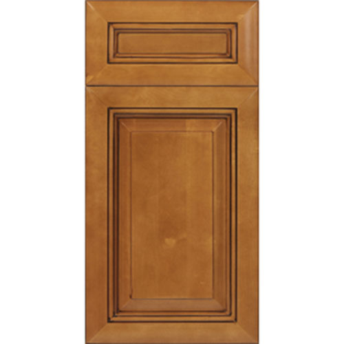 Kitchen Cabinets Coffee Glazed
